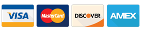 Visa / Mastercard / AMEX